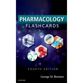 Pharmacology Flash Cards E-Book (ebook)