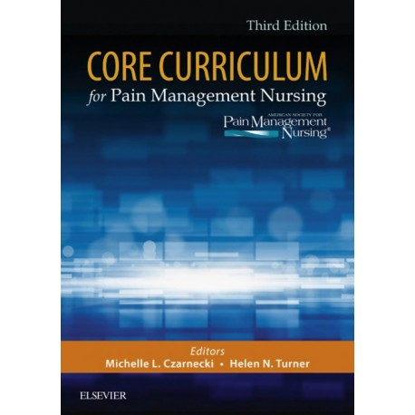 Core Curriculum for Pain Management Nursing - E-Book (ebook) - Envío Gratuito