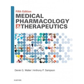 Medical Pharmacology and Therapeutics E-Book (ebook)