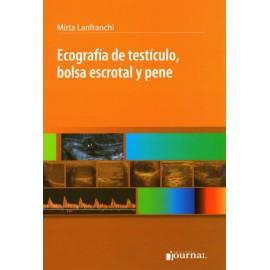 Ecografía de testículo, bolsa escrotal y pene