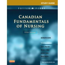 Study Guide for Canadian Fundamentals of Nursing - E-Book (ebook)