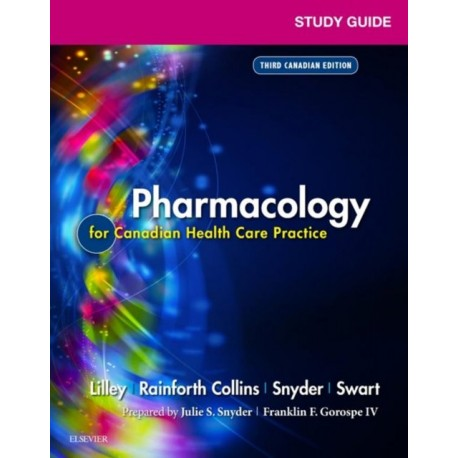 Study Guide for Pharmacology for Canadian Health Care Practice - E-Book (ebook) - Envío Gratuito