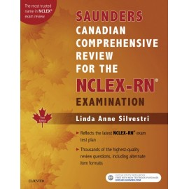 Saunders Canadian Comprehensive Review for the NCLEX-RN - E-Book (ebook)