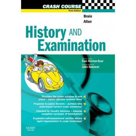Crash Course: History and Examination - E-Book (ebook) - Envío Gratuito