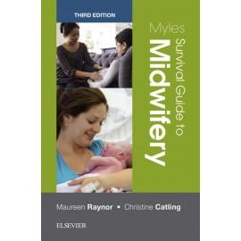 Myles Survival Guide to Midwifery E-Book (ebook)