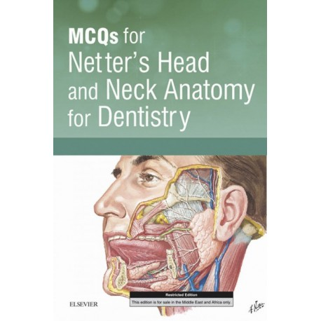 MCQs for Netter?s Head and Neck Anatomy for Dentistry E-Book (ebook) - Envío Gratuito