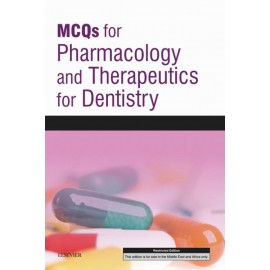 MCQs for Pharmacology and Therapeutics for Dentistry E-Book (ebook)