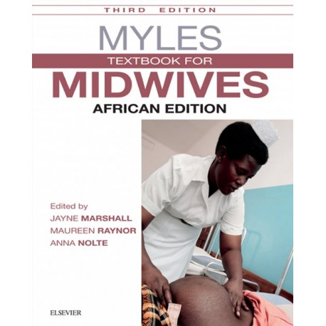 Myles Textbook for Midwives 3E African Edition (ebook) - Envío Gratuito