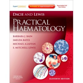 Dacie and Lewis Practical Haematology E-Book (ebook)