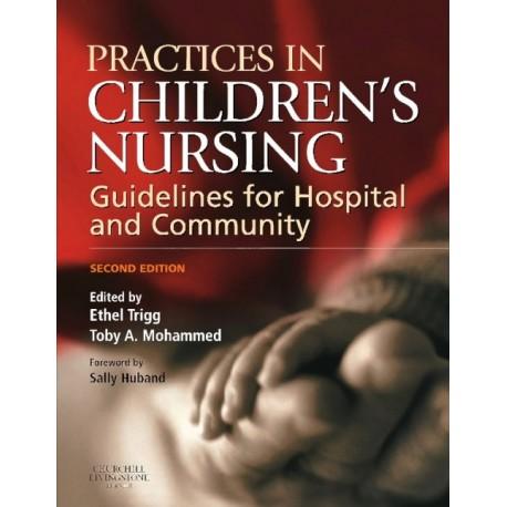 Practices in Children's Nursing E-Book (ebook) - Envío Gratuito