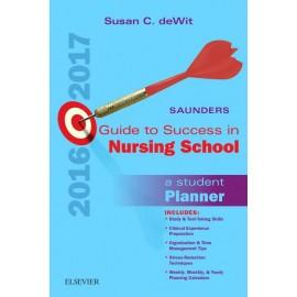Saunders Guide to Success in Nursing School, 2016-2017 - E-Book (ebook)