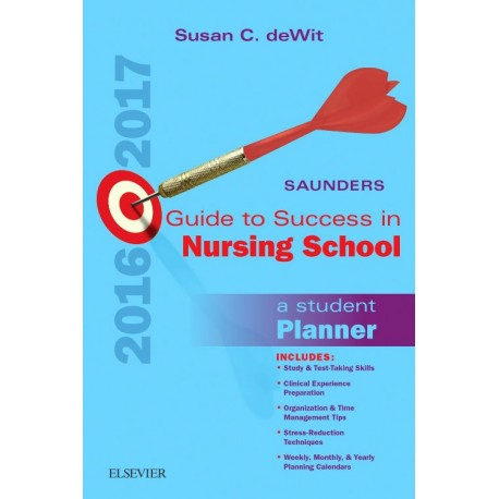 Saunders Guide to Success in Nursing School, 2016-2017 - E-Book (ebook) - Envío Gratuito