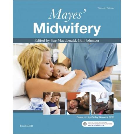 Mayes' Midwifery E-Book (ebook) - Envío Gratuito