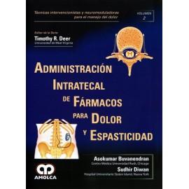 Administracion Intratecal de Farmacos para el Dolor y Espasticidad