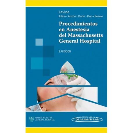 Procedimientos en anestesia del Massachusetts General Hospital - Envío Gratuito