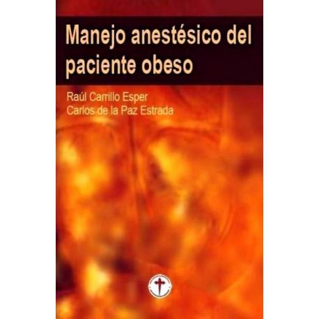 Manejo anestésico del paciente obeso - Envío Gratuito