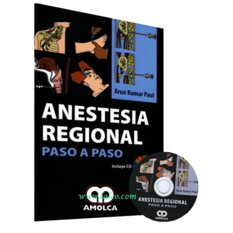 Anestesia Regional Paso a Paso - Envío Gratuito