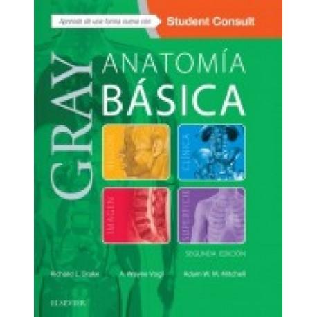 Gray. Anatomía básica - Envío Gratuito