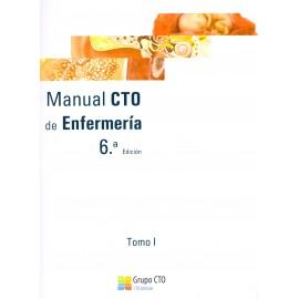 Manual CTO de enfermería 3 Tomos - Envío Gratuito