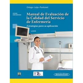 Manual de evaluación de la calidad del servicio de enfermería - Envío Gratuito