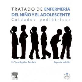 Tratado de enfermería del niño y el adolescente. Cuidados pediátricos - Envío Gratuito