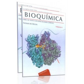 Bioquímica. 2 Volúmenes