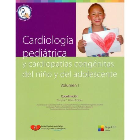 Cardiología pediátrica y cardiopatías congénitas del niño y del adolescente 2 Volumenes - Envío Gratuito