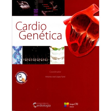 Cardio genética - Envío Gratuito