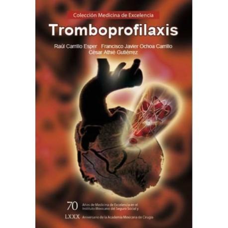 Tromboprofilaxis - Envío Gratuito