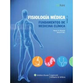 Fisiología medica. Fundamentos de medicina clínica - Envío Gratuito