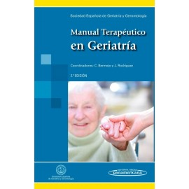 Manual Terapéutico en Geriatría - Envío Gratuito