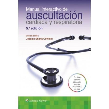 Manual interactivo de auscultación cardiaca y respiratoria - Envío Gratuito