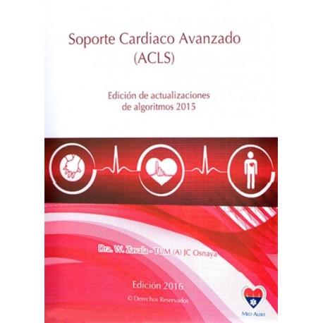 ACLS. Soporte Cardiaco Avanzado - Envío Gratuito