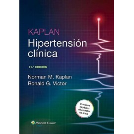 Kaplan. Hipertensión clínica