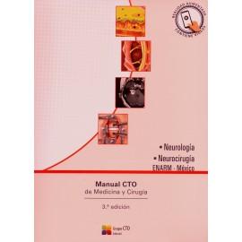 Manual CTO de Medicina y Cirugía para el ENARM-México - Envío Gratuito