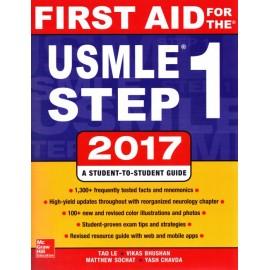 First Aid for the USMLE Step 1 2017 - Envío Gratuito