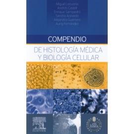 Compendio de Histología Médica y Biología Celular - Envío Gratuito