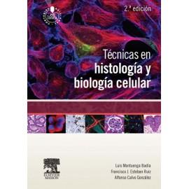 Técnicas en histología y biología celular - Envío Gratuito