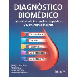 Diagnostico biomédico laboratorio clínico, pruebas diagnosticas y su interpretación clínica - Envío Gratuito