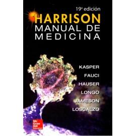 Harrison. Manual de Medicina Interna - Envío Gratuito
