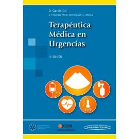 Terapéutica Médica en Urgencias - Envío Gratuito
