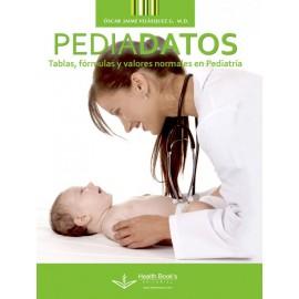 Pediadatos. Tablas, fórmulas y valores normales en Pediatría - Envío Gratuito