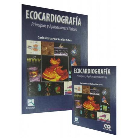 Ecocardiografía. Principios y aplicaciones clínicas 2 Tomos - Envío Gratuito
