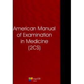 American manual of examination in medicine 2CS - Envío Gratuito