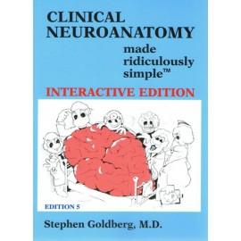 Clinical Neuroanatomy Made Ridiculously Simple - Envío Gratuito