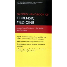 Oxford Handbook of Forensic Medicine - Envío Gratuito
