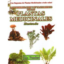 Las enfermedades y su tratamiento por las plantas medicinales - Envío Gratuito