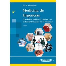 Medicina de Urgencias. Principales problemas clínicos y su tratamiento basado en la evidencia - Envío Gratuito