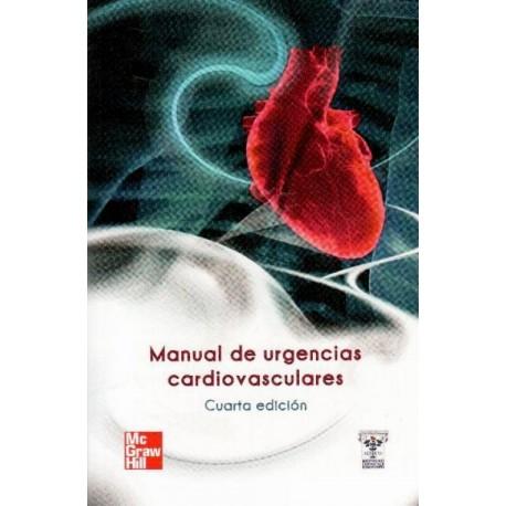 Manual de urgencias cardiovasculares - Envío Gratuito