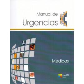 Manual de urgencias. Médicas - Envío Gratuito